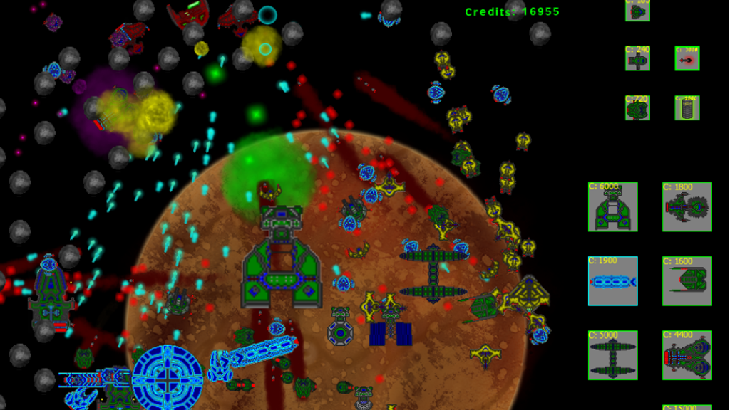 Project image for Tau Ceti Strategic Command (Canceled)