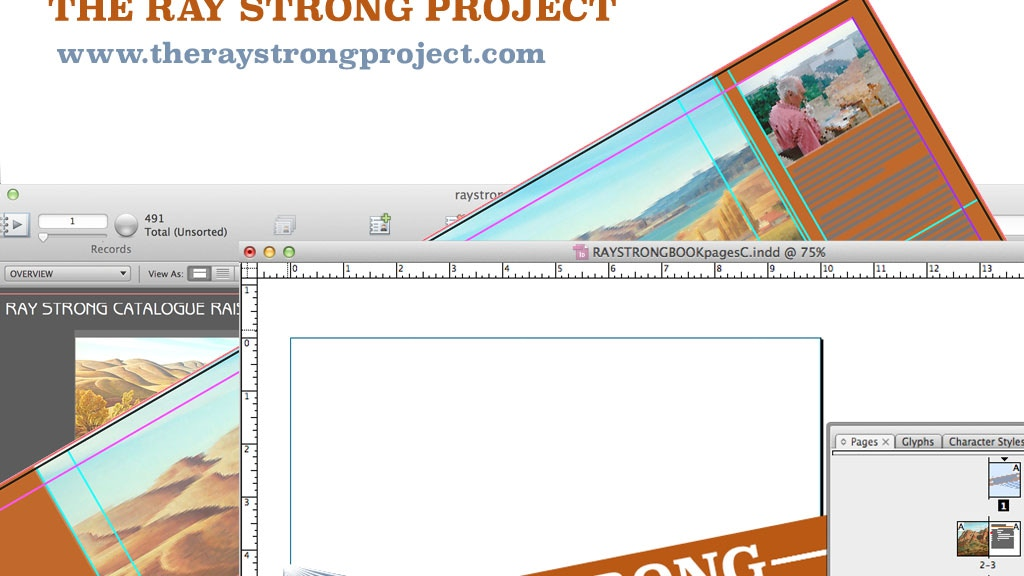 The Ray Strong Project project video thumbnail