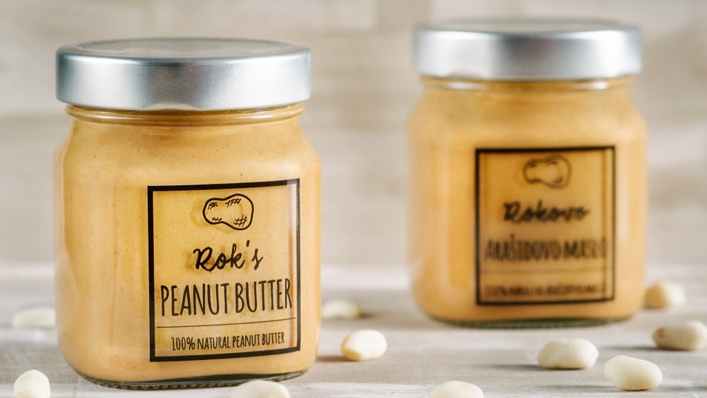 Rok's 100% natural peanut butter project video thumbnail