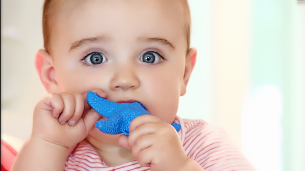 Image result for baby teether, silicone baby teething