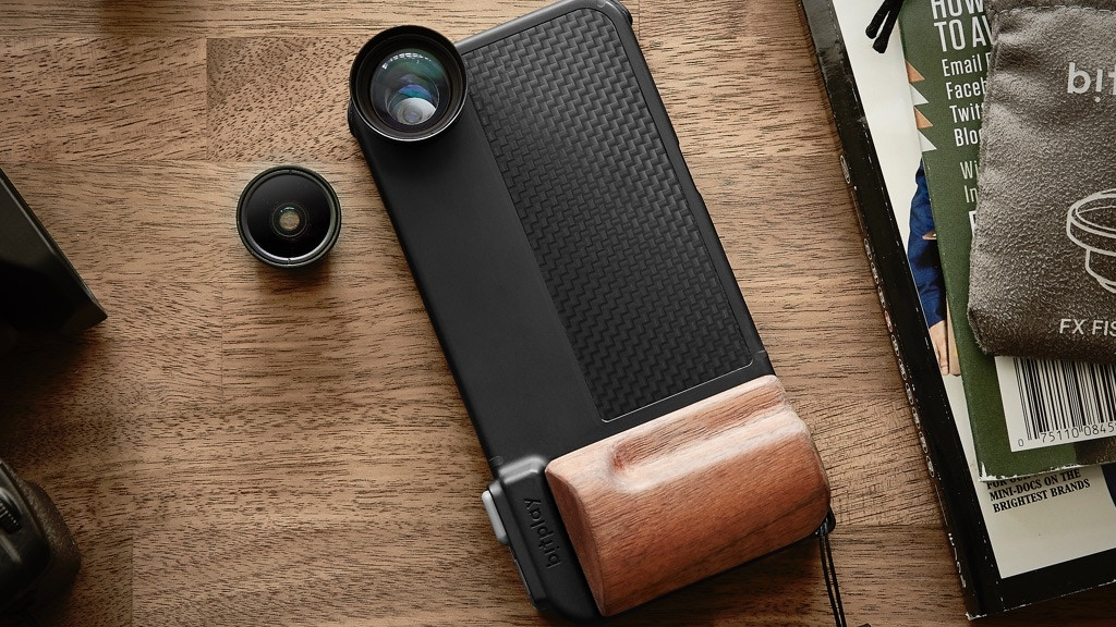 SNAP! PRO - the best iPhone 6/6S case for snapping a shot. project video thumbnail