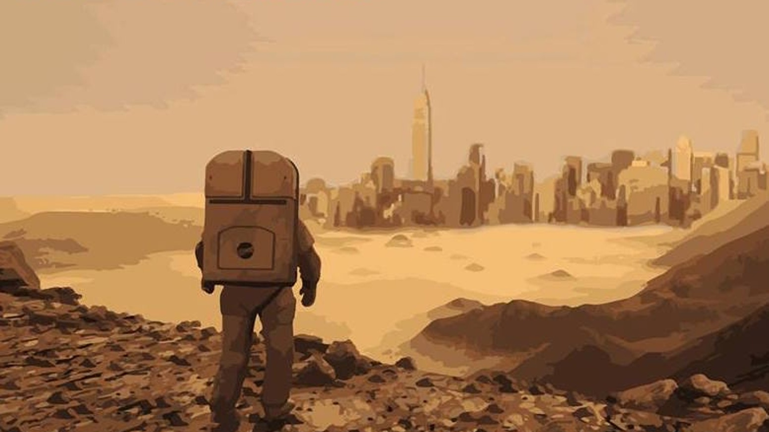 Image result for Life on Mars