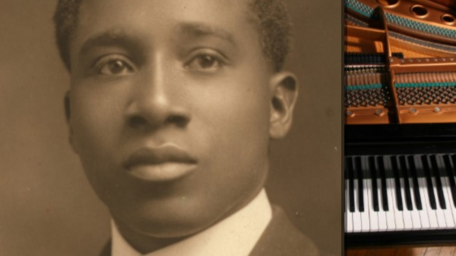 The beautiful and romantic piano music of African descent composer Nathaniel Dett complete on 2 CD's.