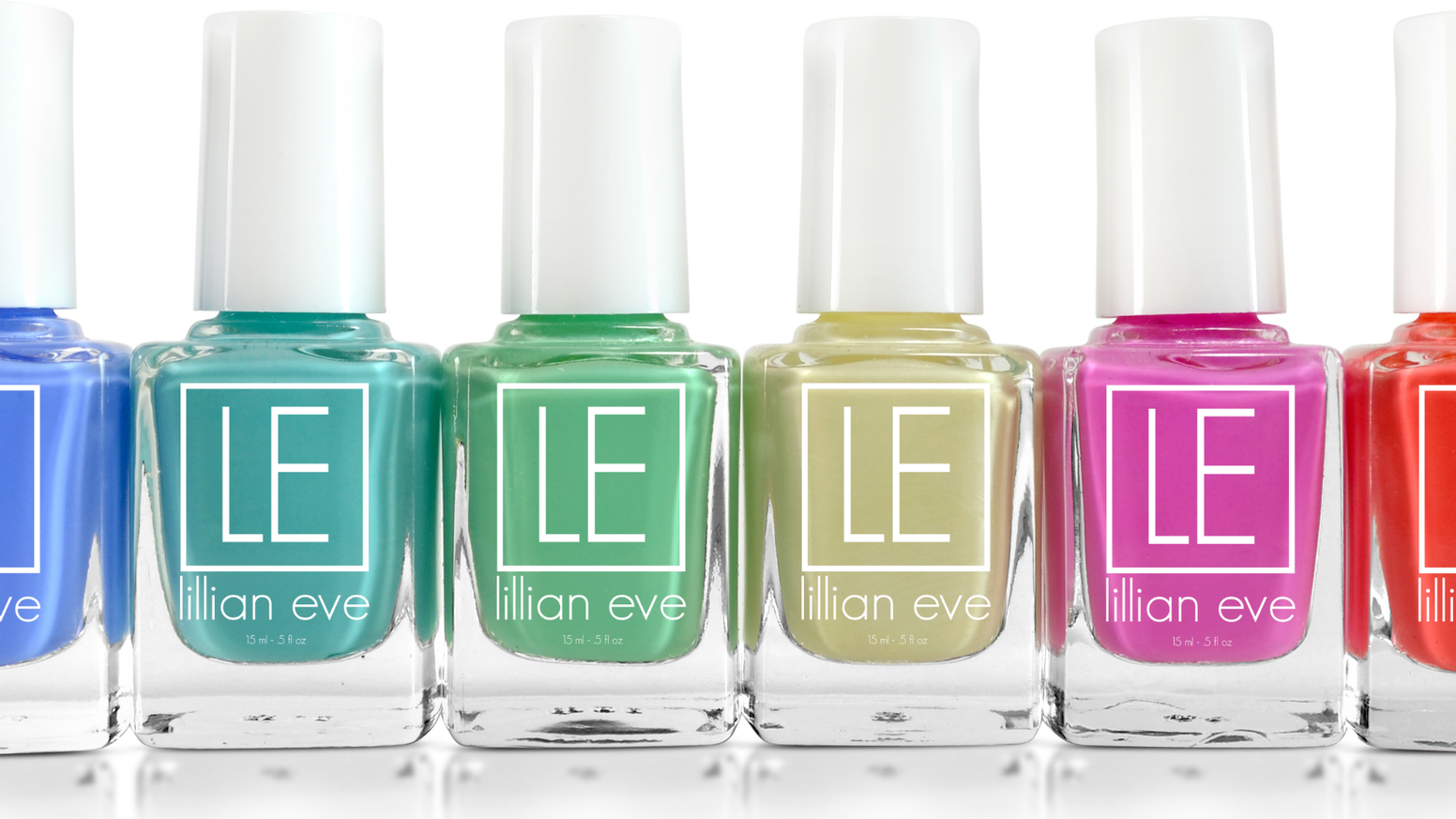 Lillian Eve Nail Polish | Artisan Luxury, Vegan, Toxin-free by ...