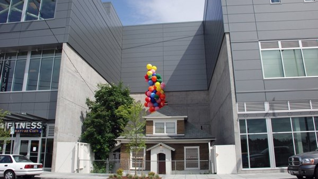 "Project image for Save Edith Macefield's House! (The ""UP"" House) (Canceled)"