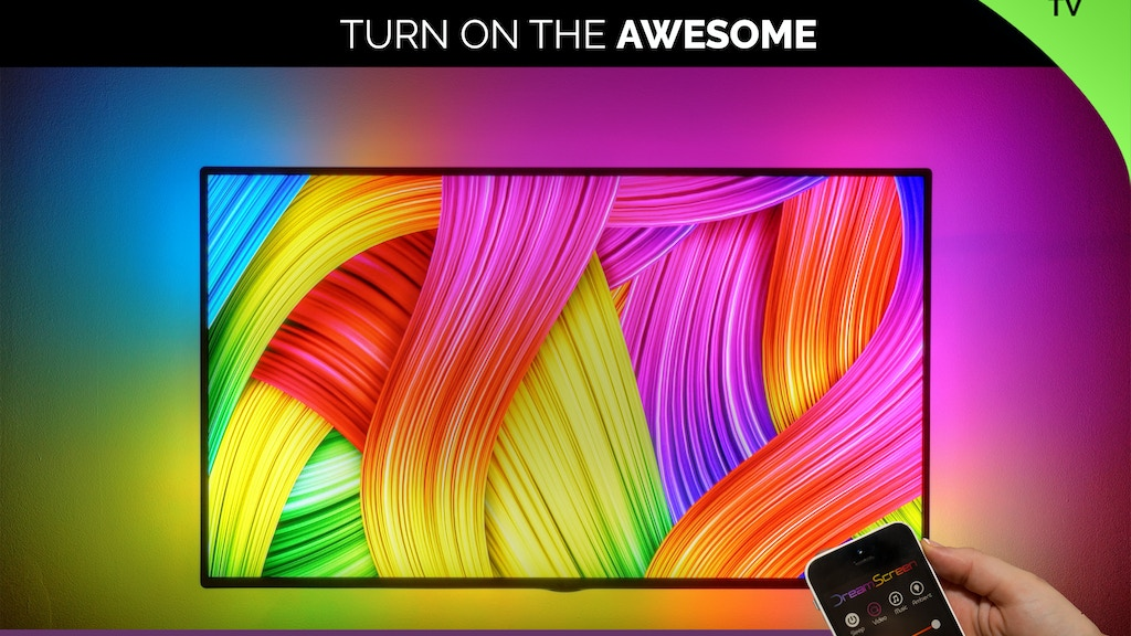 DreamScreen - Smart LED backlighting for any HDMI TV! by Rakesh ...