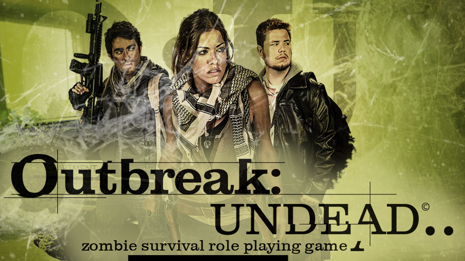 Test your Zombie Survival Plan with Hunters Books' highly anticipated 2nd Edition to Outbreak: Undead