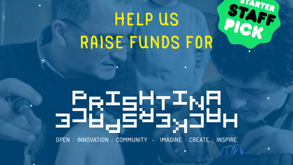 Let's build a Hackerspace in KOSOVO project video thumbnail