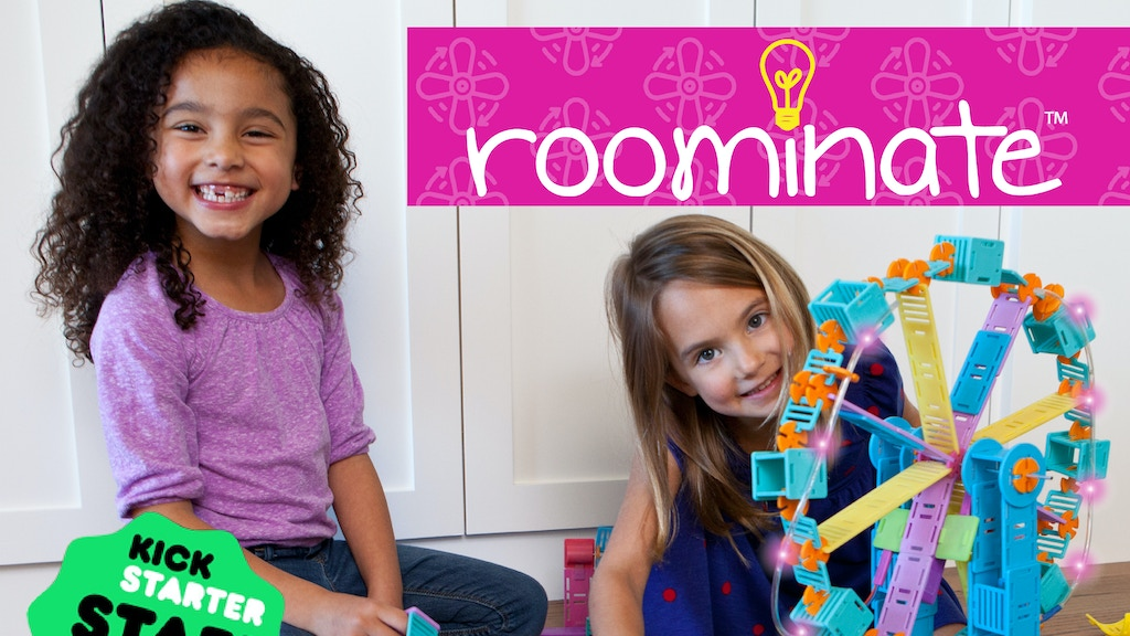 Roominate 2.0: New Smart Toys to Inspire Girls in STEM project video thumbnail