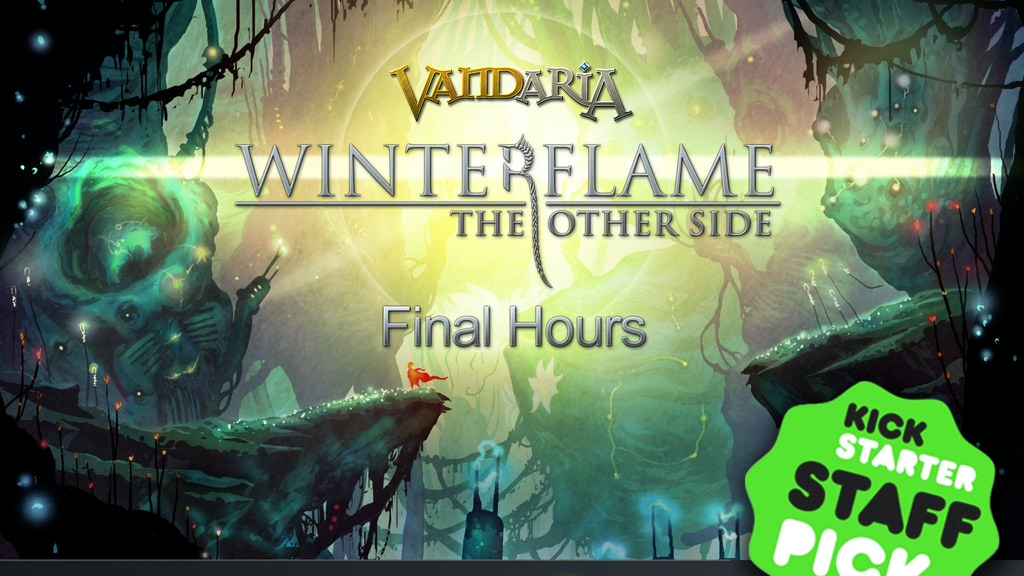 Winterflame : The Other Side | An Epic Puzzle-Adventure Game project video thumbnail