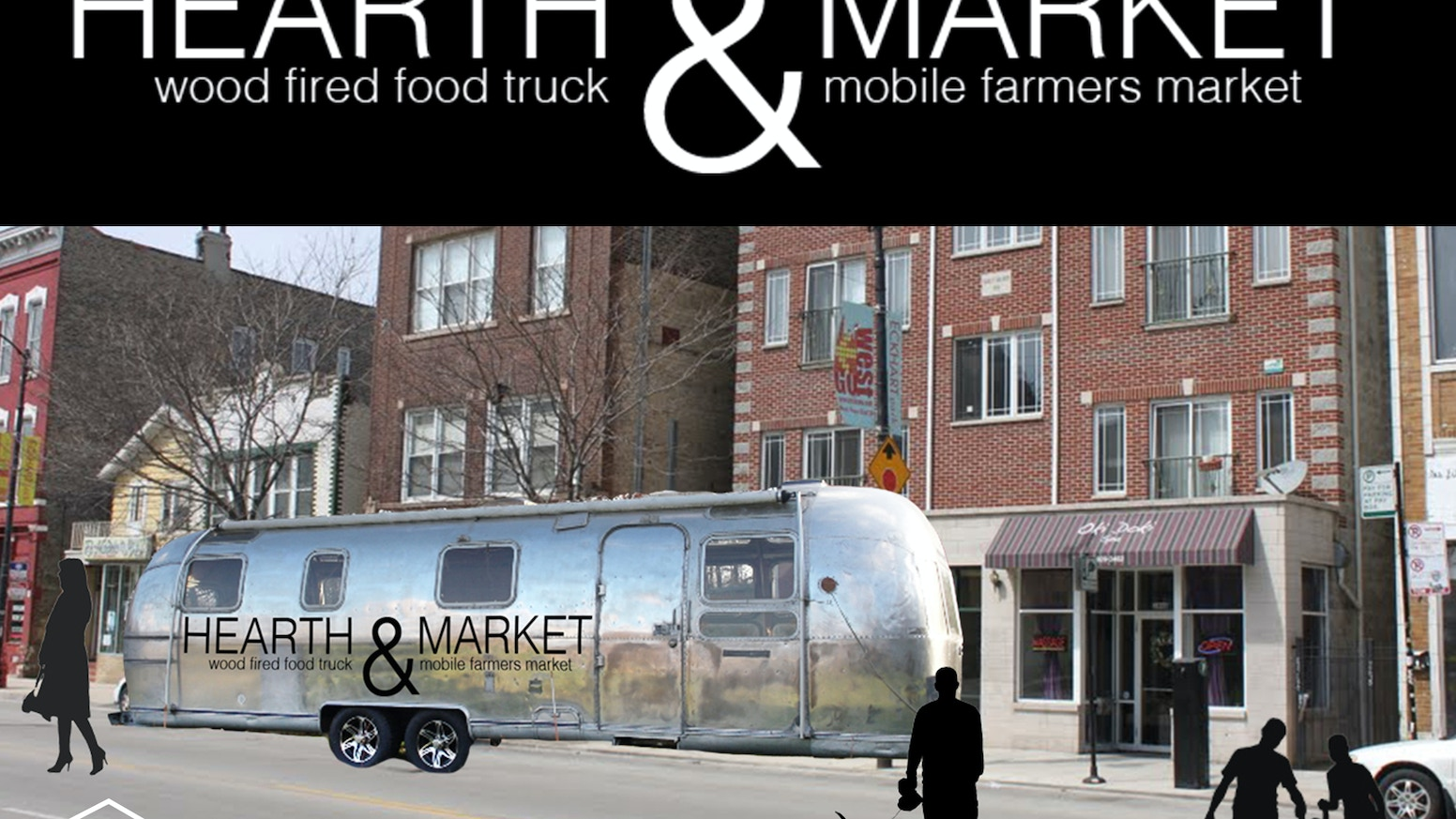 Hearth Amp Market Wood Fired Food Truck Amp Mobile Market By