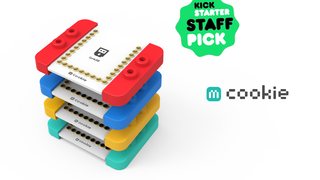 Microduino mCookie: The smallest electronic modules on LEGO® project video thumbnail