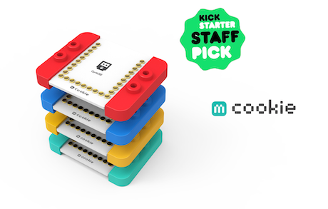 Microduino mCookie: The smallest electronic modules on LEGO® by ...