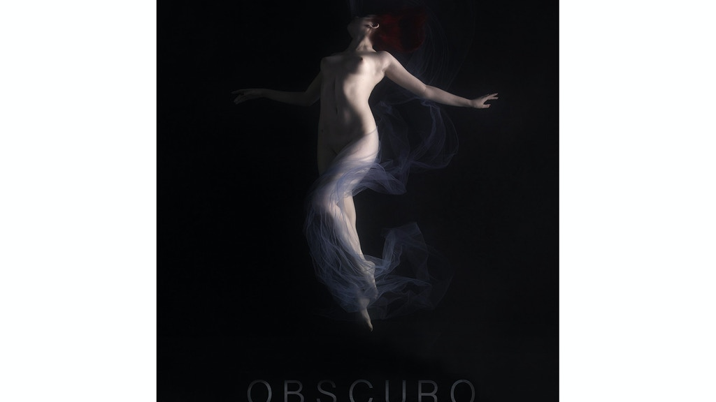 Obscuro - A Fine Art Photography Book project video thumbnail