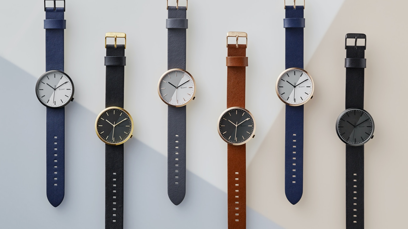 Designed in Melbourne using Swiss made movements to create true minimalism that won't be mistaken for any other.