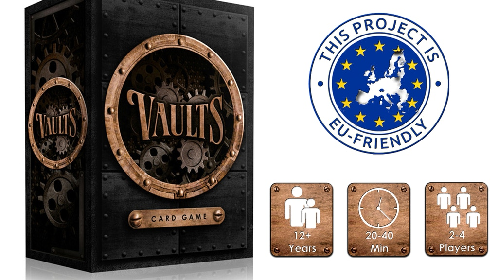 Vaults Card Game project video thumbnail