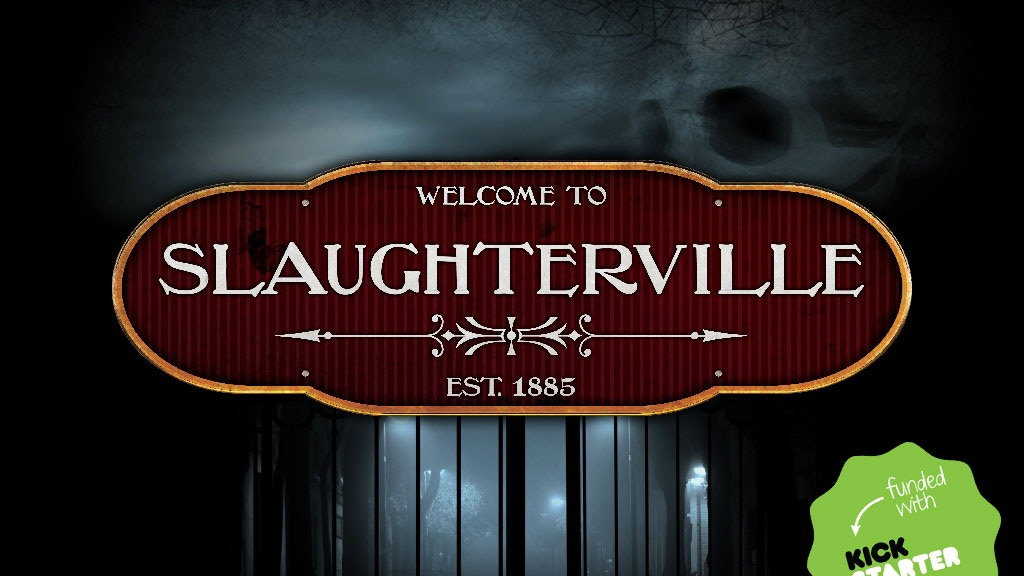 Slaughterville - A Game of Fun and Horror project video thumbnail