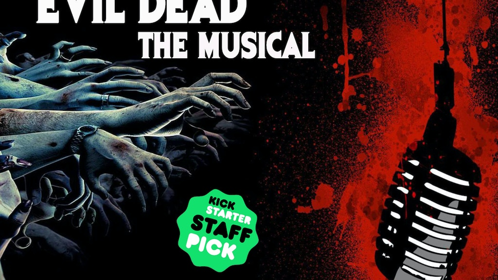 Evil Dead: The Musical project video thumbnail