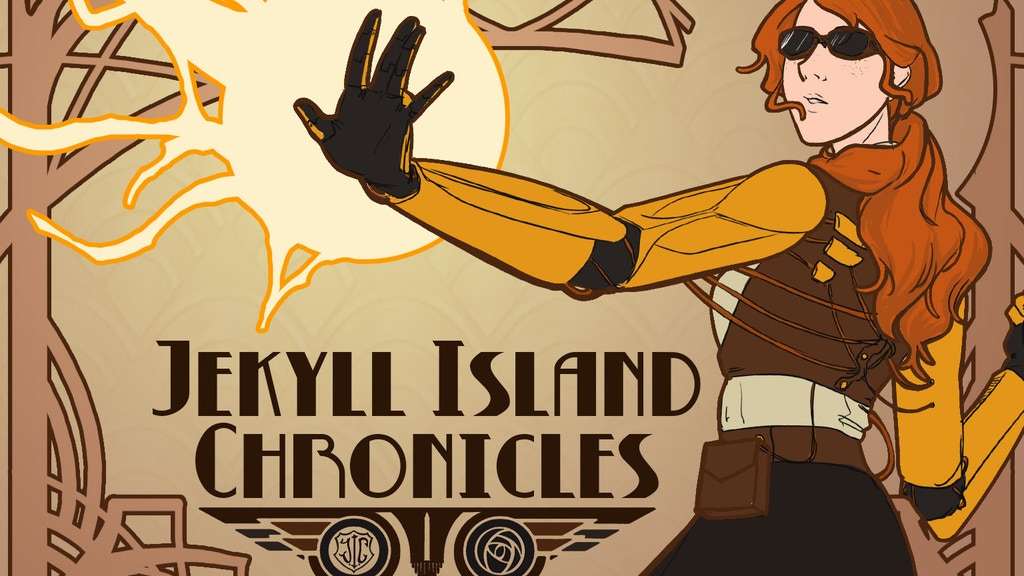 The Jekyll Island Chronicles (book 1 of a planned series) project video thumbnail