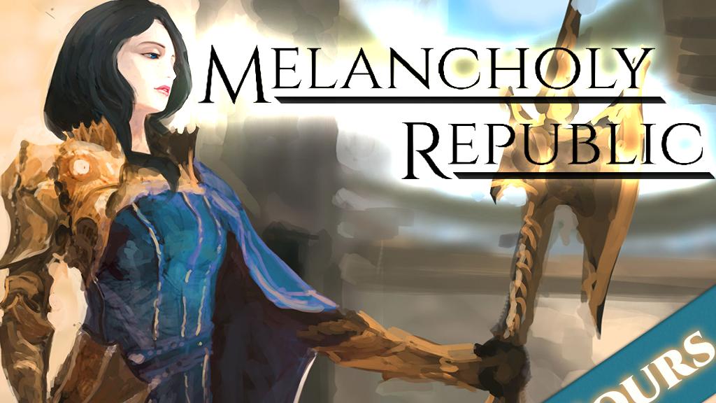 Melancholy Republic, by Cloud Runner Studios project video thumbnail