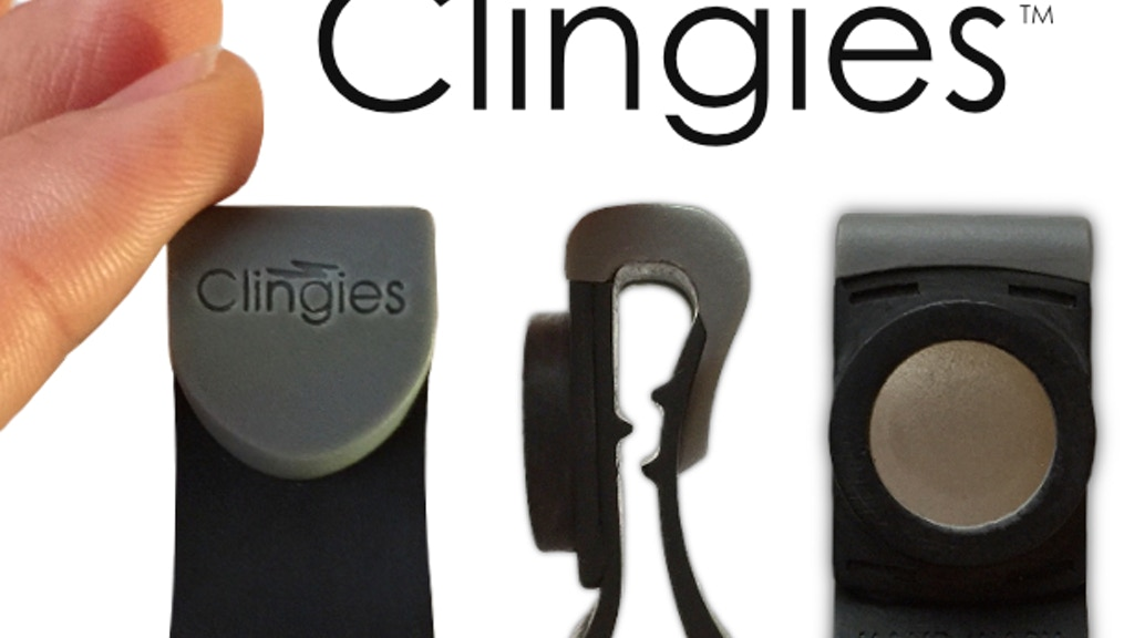 Clingies - A versatile clip and docking system. project video thumbnail