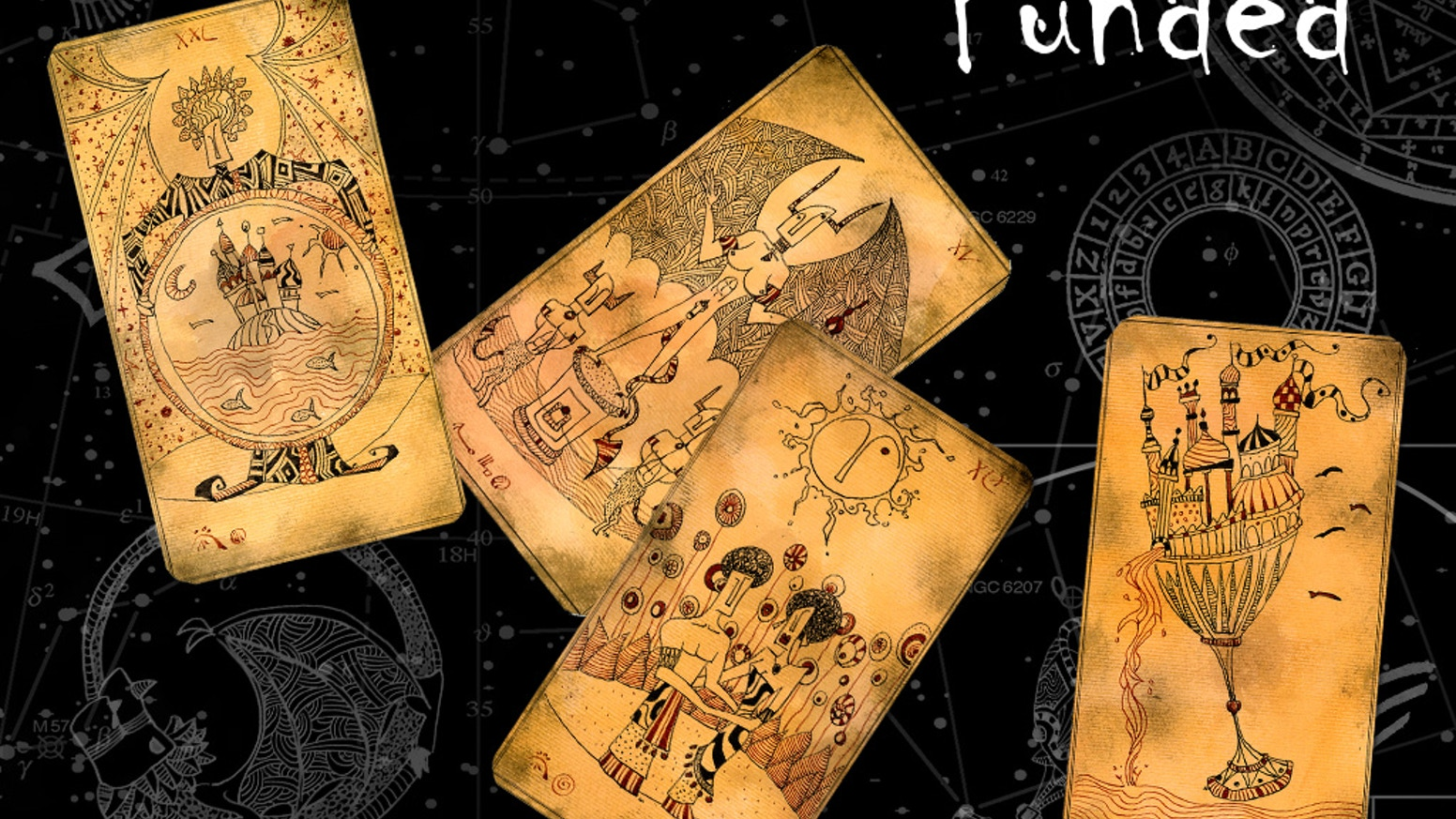 The Book of Shadows  The Lost Code of the Tarot by The Whale's Belly