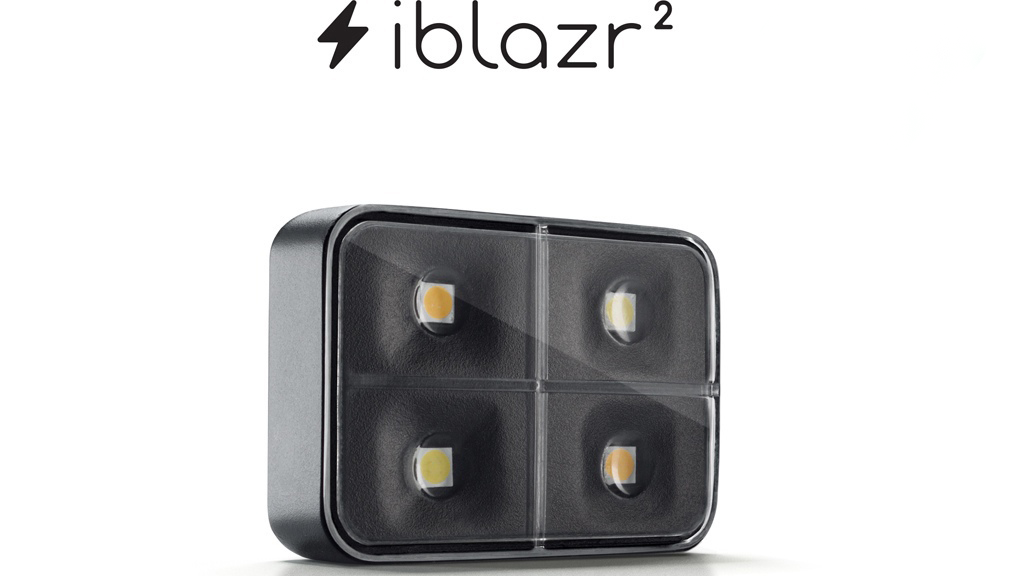 iblazr 2 - The Most Versatile LED Flash for iOS, Android. project video thumbnail