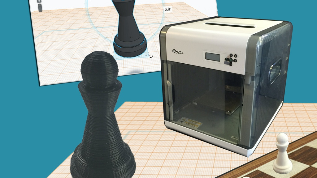 Book: Beginner's Guide to 3D Printing project video thumbnail