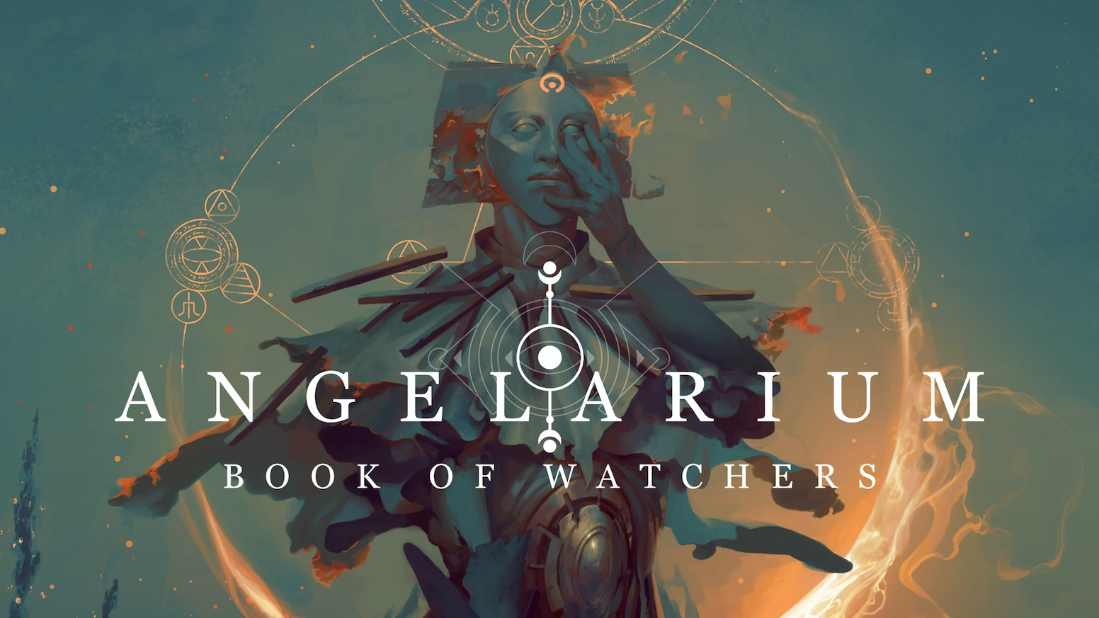 An exploration into the world of the fallen angels. The second book in the Angelarium series.