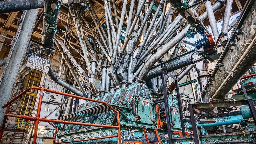 Sweet Ruin: The Brooklyn Domino Sugar Refinery project video thumbnail