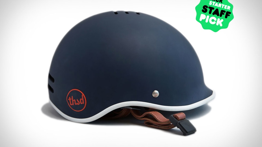 Thousand: Finally, a bike helmet you'd actually want to wear project video thumbnail