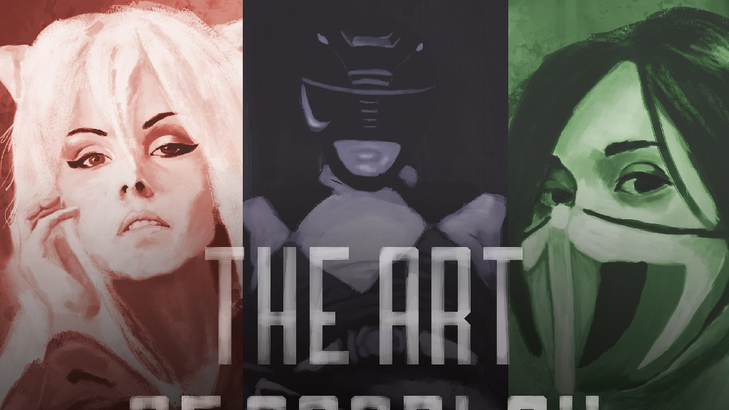 The Art of Cosplay project video thumbnail