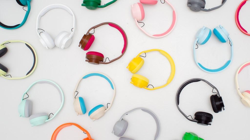 DIY headphone kits project video thumbnail