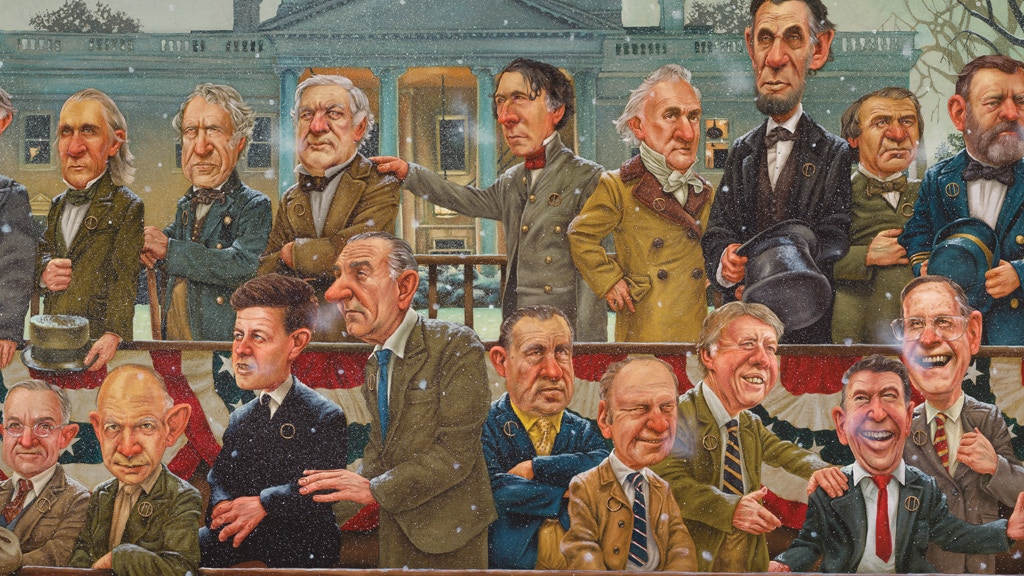 """""""The Presidents"""" Book project video thumbnail"""