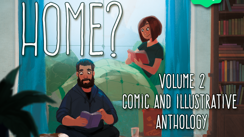 """Where is Home?"" Volume 2 Anthology project video thumbnail"