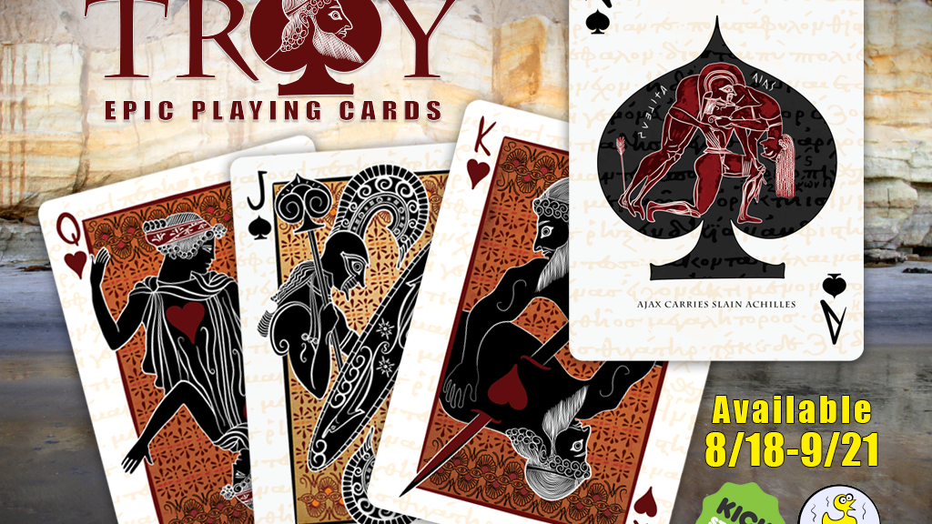 The Fall of Troy ][ Epic Playing Cards project video thumbnail