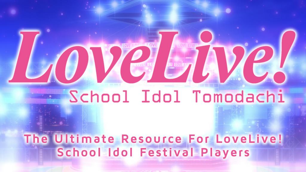 School Idol Tomodachi project video thumbnail