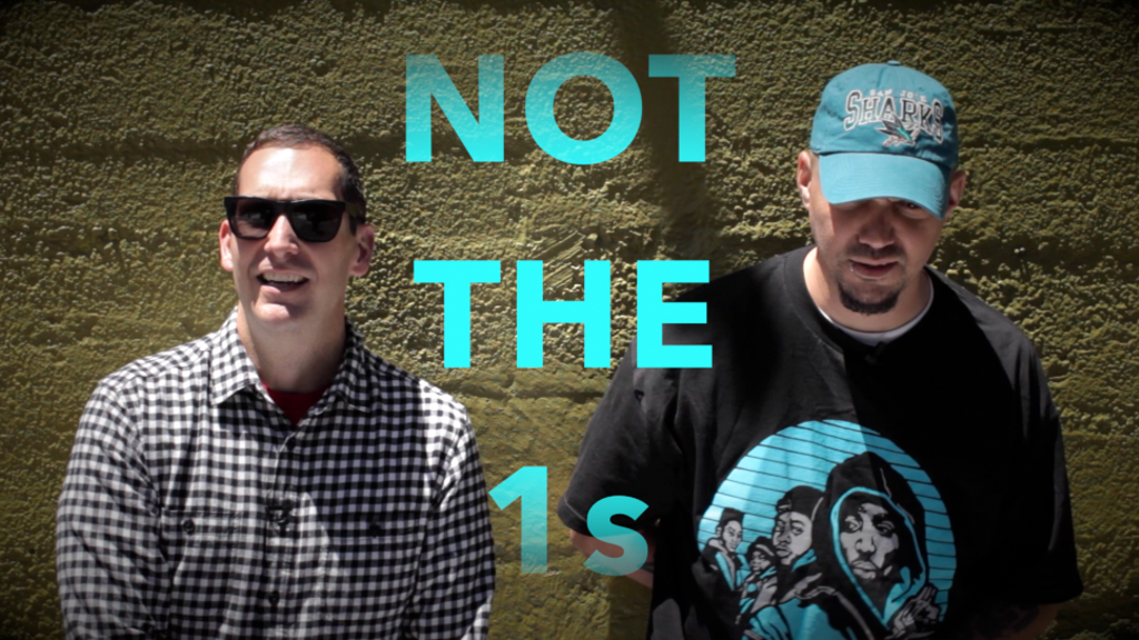 Not the 1s : 'Everybody's Rappin' 12inch vinyl PICTURE DISC project video thumbnail
