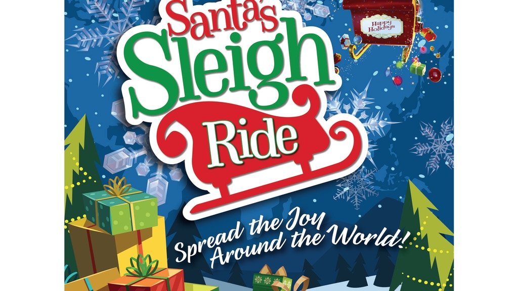Santa's Sleigh Ride project video thumbnail