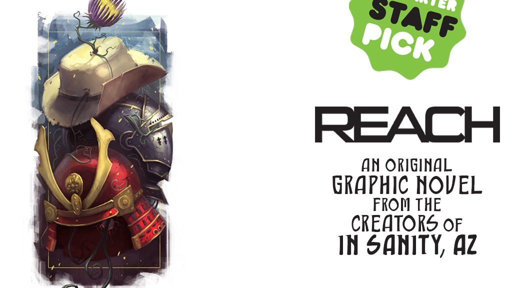 REACH: A Graphic Novel project video thumbnail