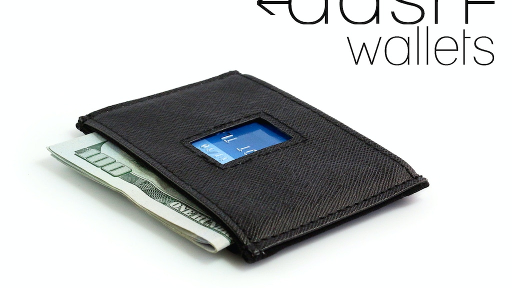 Dash 4.0 Wallet - The Best RFID Slim Wallet project video thumbnail