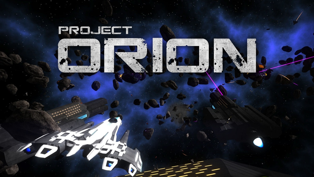 Project Orion project video thumbnail