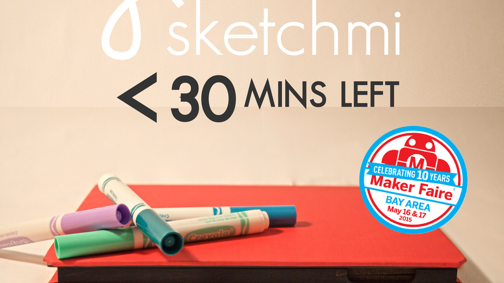 sketchmi: Unleash your creative awesomeness project video thumbnail