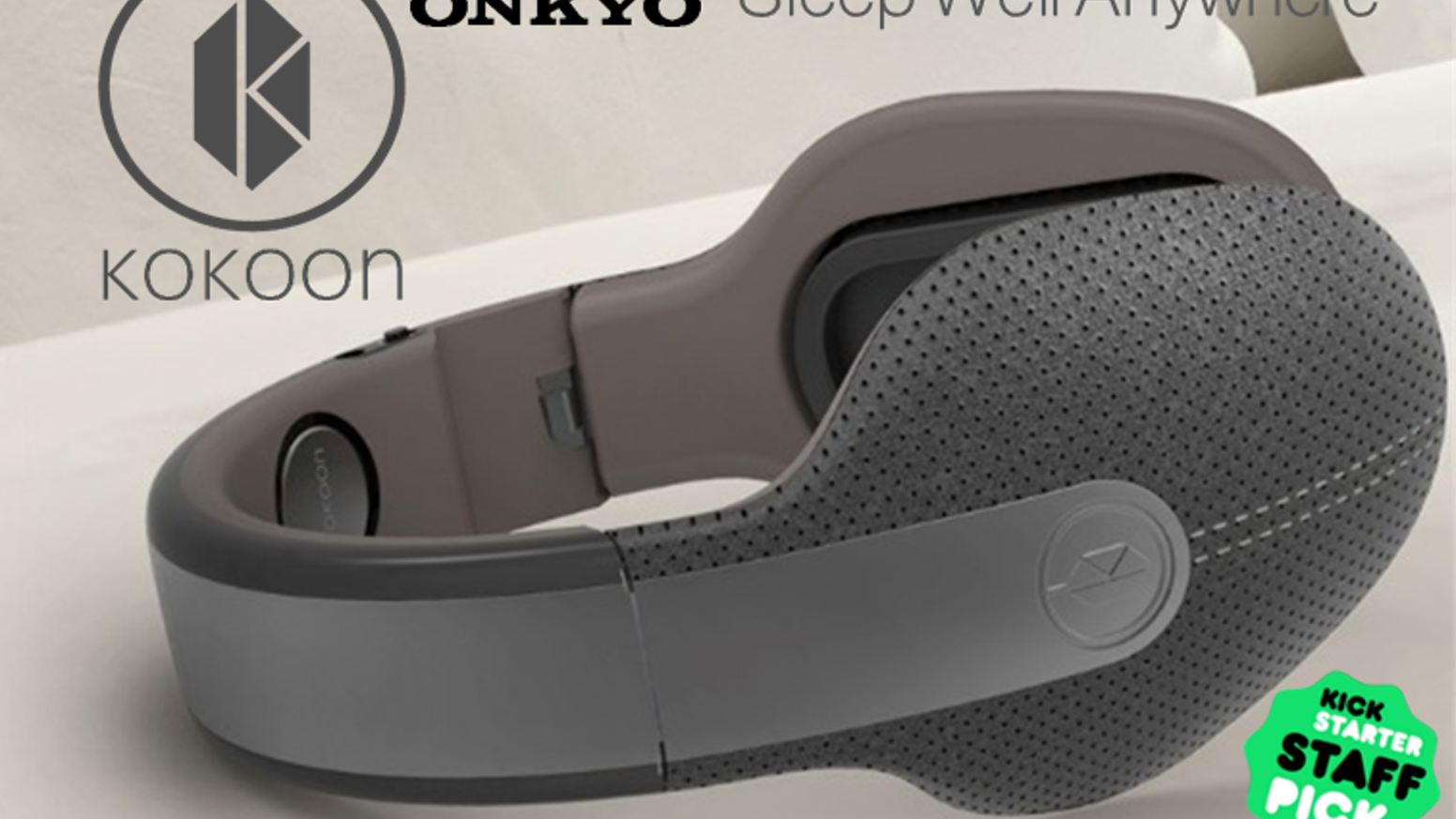 The ultimate sleep sanctuary: Kokoon EEG headphones by Tim — Kickstarter