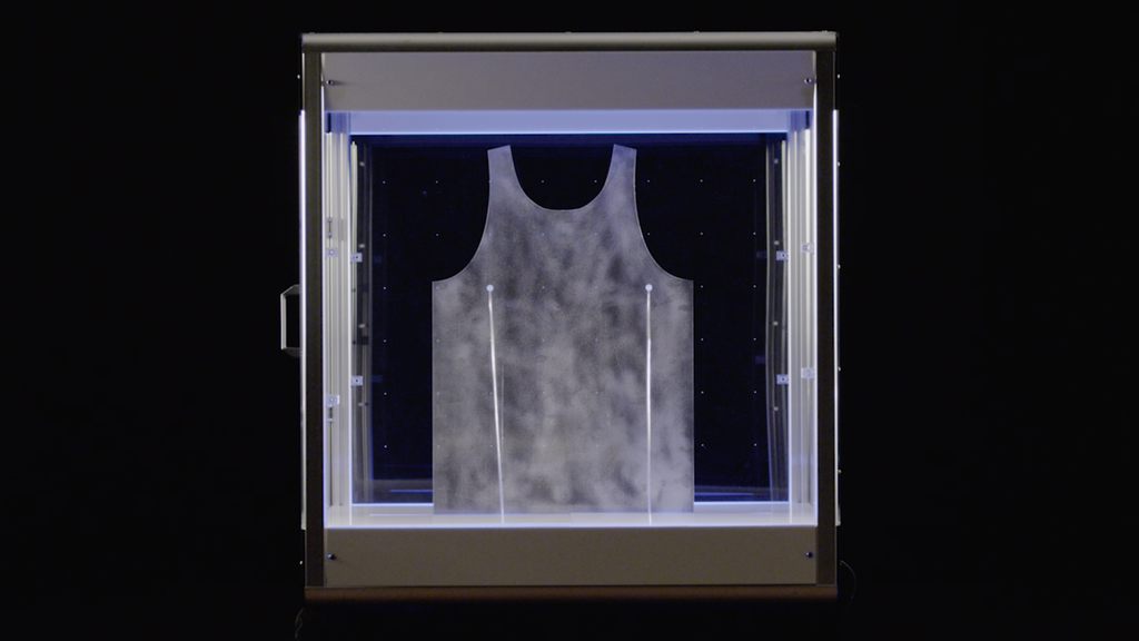 Electroloom - The World's First 3D Fabric Printer project video thumbnail