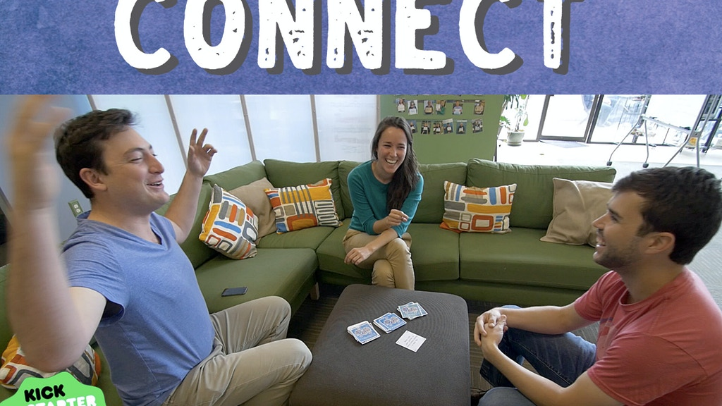 CONNECT | Make Better Moments project video thumbnail
