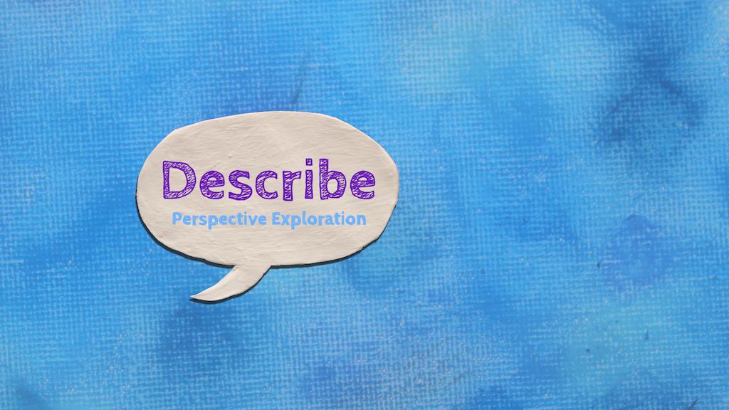 Describe project video thumbnail