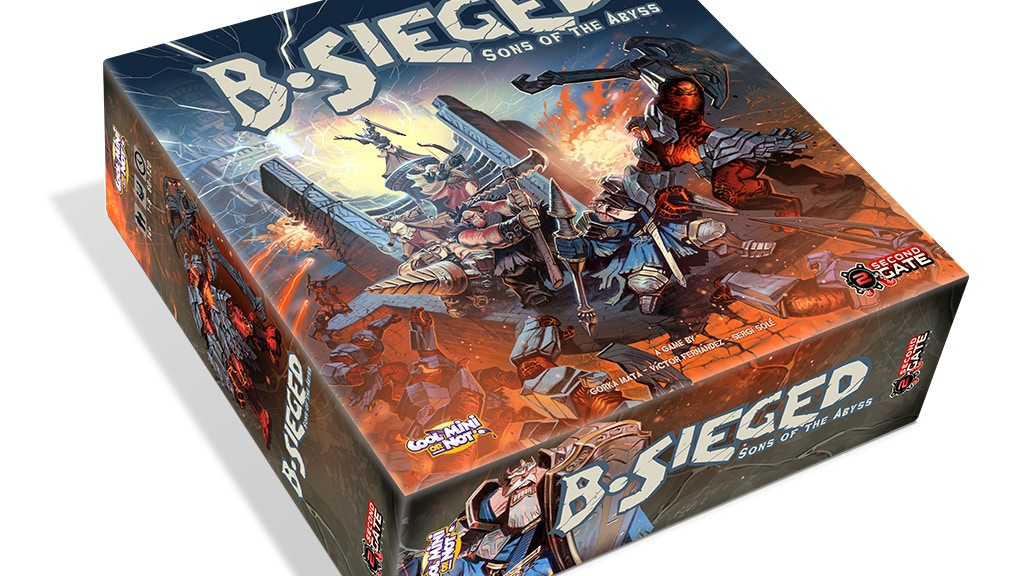 B-Sieged: Sons of the Abyss miniatura de video del proyecto