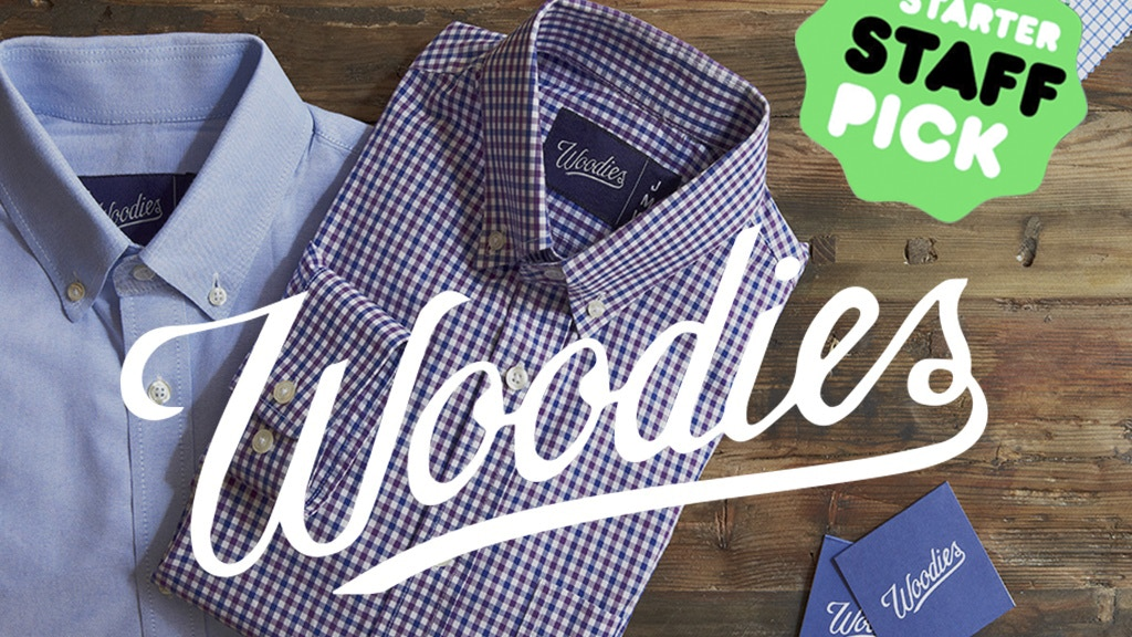 Woodies | Perfect Fitting Shirts with 3D Measuring project video thumbnail