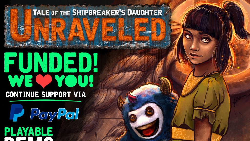 Unraveled: Tale of the Shipbreaker's Daughter project video thumbnail